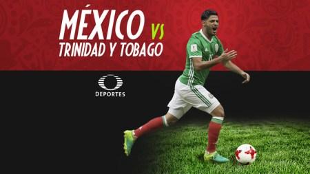México vs Trinidad y Tobago, Hexagonal 2017 | Resultado: 3-1