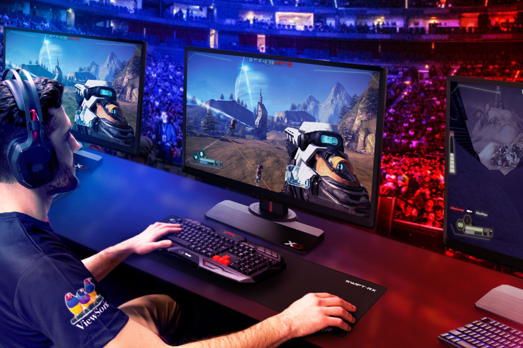 Monitor gaming XG2530 ViewSonic con 240Hz de velocidad ¡Ya disponible! - monitor-gaming-xg2530-viewsonic