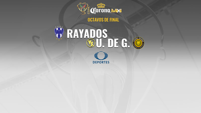 Monterrey vs Leones Negros UDG, Copa MX A2017 | Resultado: 2 (4)-(3) 2 - monterrey-vs-udg-copa-mx-apertura-2017-televisa-deportes-800x449