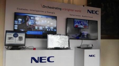 NEC presenta soluciones para una sociedad más segura y eficiente