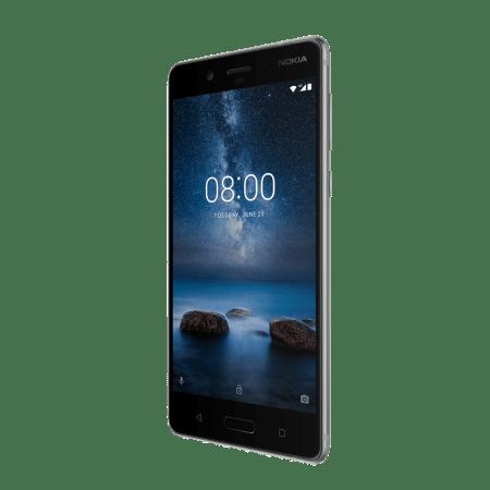 Nokia 8 ¡ya disponible para preventa en México! - nokia-8-acero-2