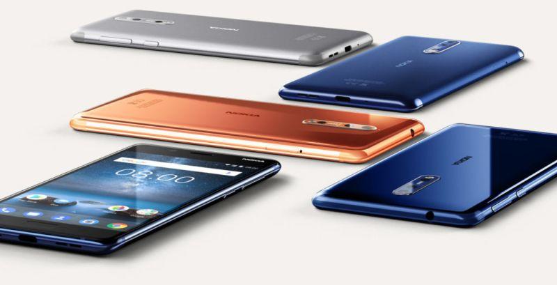 nokia 8 design 800x409 Nokia 8 ¡ya disponible para preventa en México!