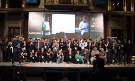 Primera generación de Startupbootcamp FinTech en América Latina
