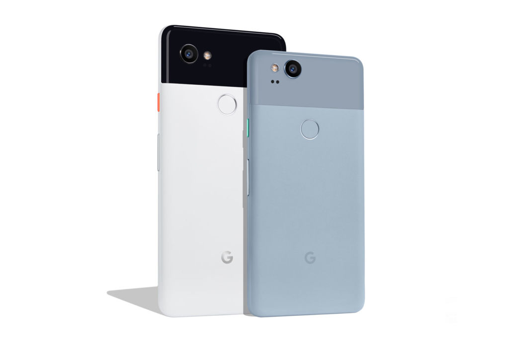pixel 2 2xl Google demuestra que también puede ser una empresa de hardware con sus nuevos dispositivos