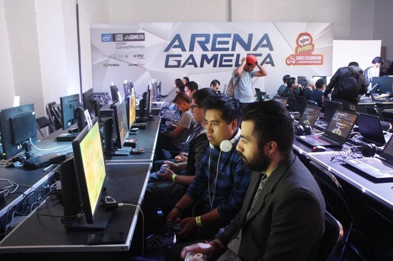 Arranca con éxito Games Celebration el evento más grande de eSports - pringles-games-celebration