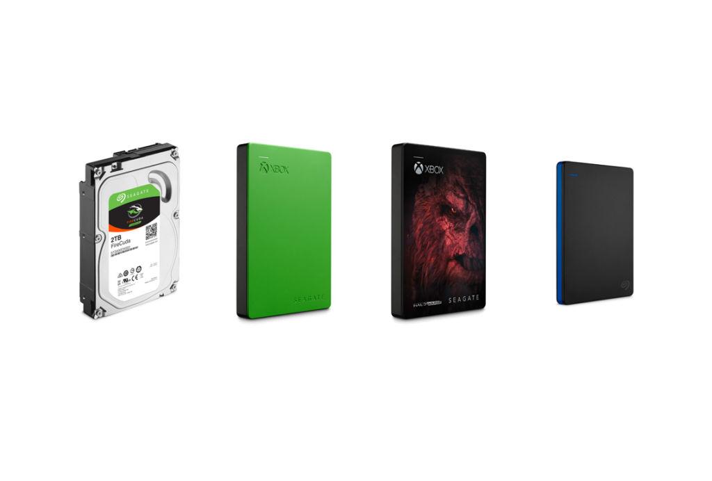 Seagate presenta soluciones de almacenamiento para Xbox, PlayStation y PC - seagate-soluciones-de-almacenamiento