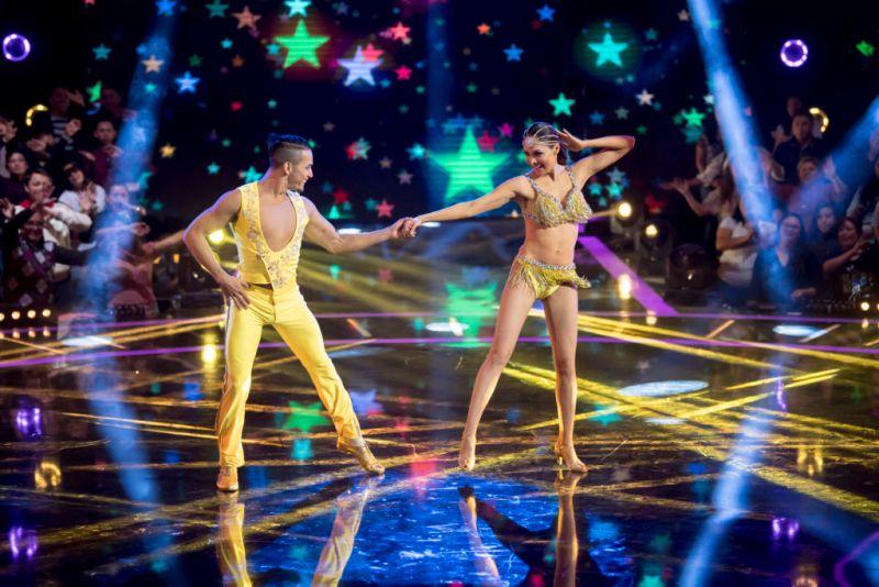 semifinal bailando por un sueno 2017 6 tanya vazquez y reyes garcia 800x534 Así fue la semifinal de Bailando por un sueño 2017