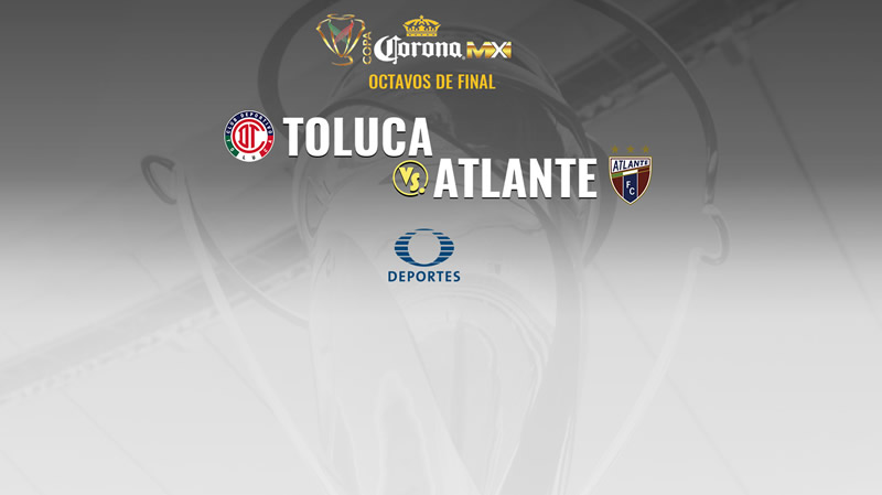 Toluca vs Atlante, Copa MX Apertura 2017 | Resultado: 1 (3) - (5) 1 - toluca-vs-atlante-copa-mx-apertura-2017-octavos-800x449