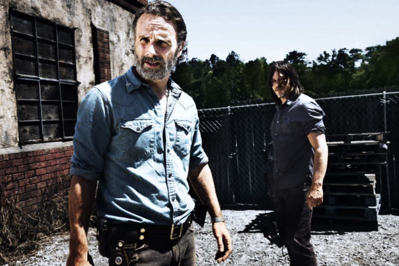 "Octava temporada de ""The Walking Dead"" llega a Claro Video a través de FOX Premium - twd-ii-800x534"