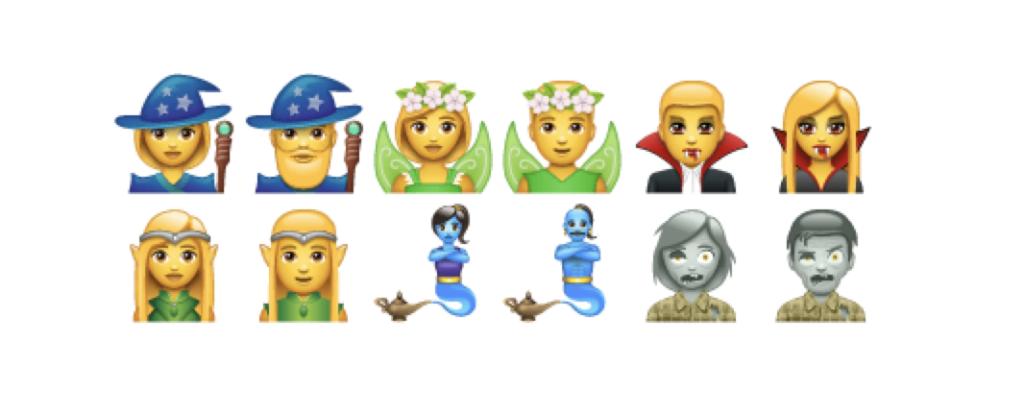 wa fantasy emojis WhatsApp para Android presenta nuevos emojis en su más reciente beta