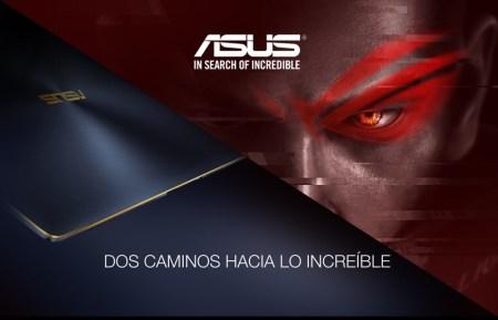 ASUS presenta nueva línea de Laptops: ZenBook & Republic of Gamers