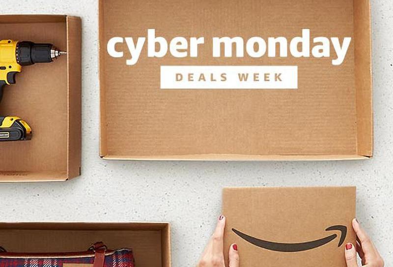 Cyber Monday 2017 rompió records de venta en Amazon - amazon-cyber-monday-800x543