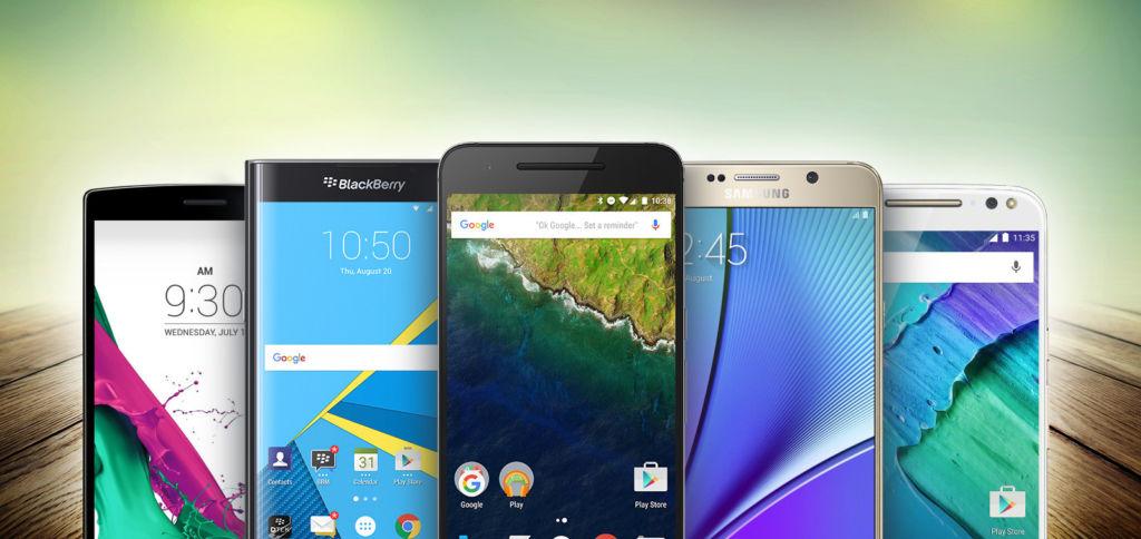 Smartphones Android, el nuevo blanco favorito de los cibercriminales - android-phones