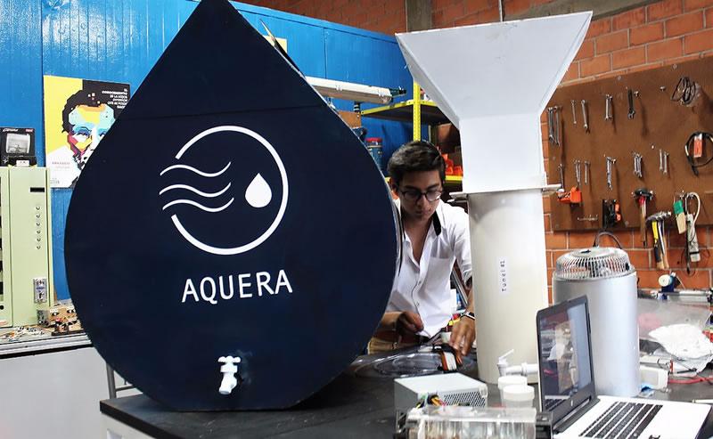 Mexicanos logran obtener agua de la humedad en comunidades y necesitan tu apoyo - aquera-agua-potable-de-humedad-800x493
