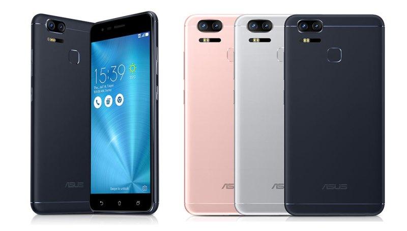 asus zenfone 3 zoom 800x454 Ofertas en computadoras y celulares ASUS en el Buen Fin 2017