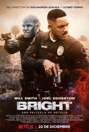 Bright de Netflix presenta su poster oficial