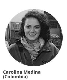 Premian a los cinco Innovadores menores de 35 más influyentes de Latinoamérica - carolina-medina-colombia