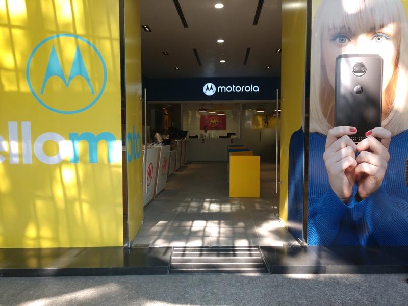 centro de servicio flagship motorola 5 Motorola abre en la CDMX el primer Centro de Servicio Flagship