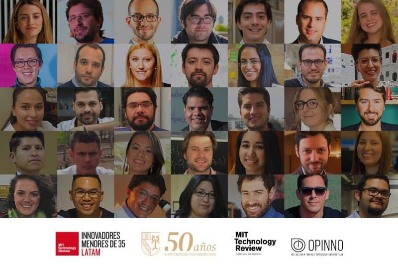 Premian a los cinco Innovadores menores de 35 más influyentes de Latinoamérica - cinco-innovadores-menores-de-35-mas-influyentes-de-latinoamerica-800x538