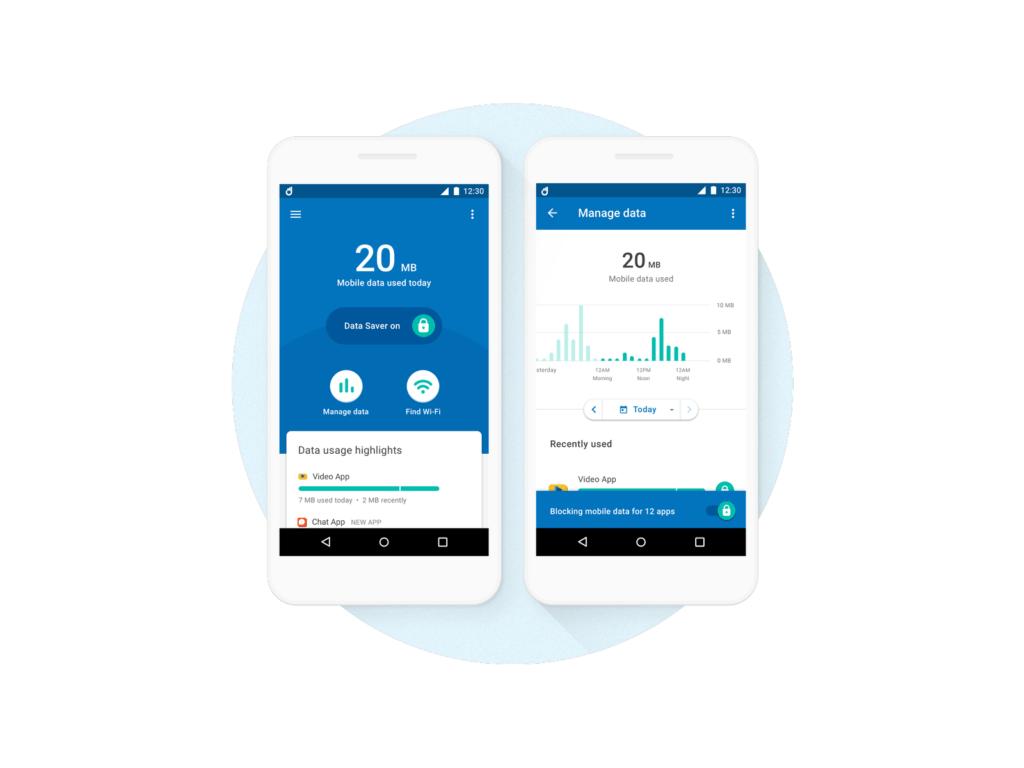 Datally: Ahorra datos en tu celular con esta app de Google ¡Descárgala ya! - datally-main-app