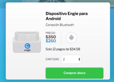 Convierte cualquier coche en un auto inteligente con Engie, ¡ya disponible en México! - dispositivo-engie-para-android