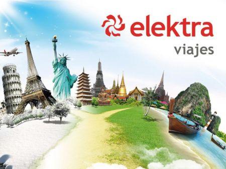 Elektra lanza portal de Viajes y sus ofertas exclusivas para Black Friday y Cyber Monday