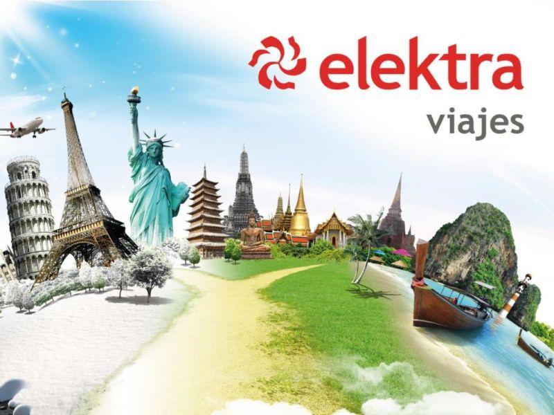 Elektra lanza portal de Viajes y sus ofertas exclusivas para Black Friday y Cyber Monday - elektra-viajes-800x600