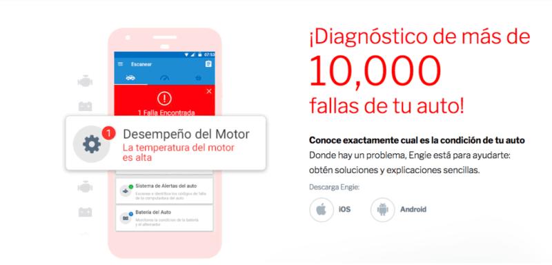 Convierte cualquier coche en un auto inteligente con Engie, ¡ya disponible en México! - engie-diagnostico-800x384