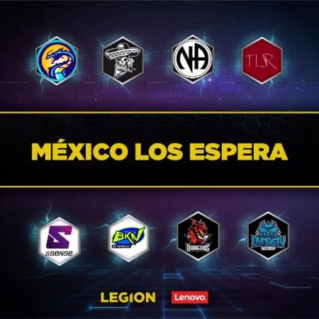 Final Internacional Heroes of the Storm Legion Championship 2 y 3 de Diciembre
