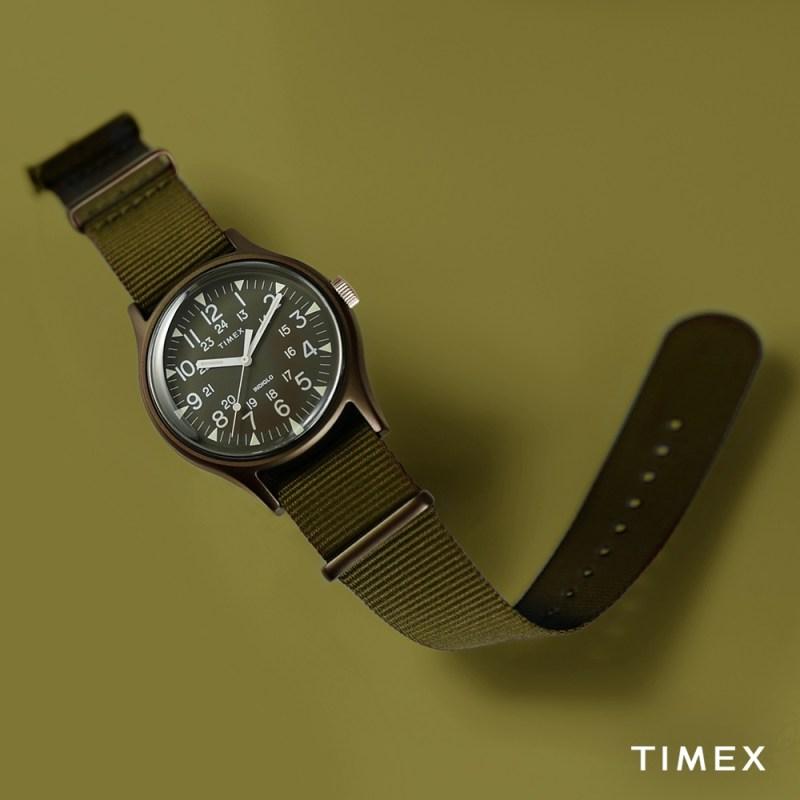 Timex México presenta nuevo reloj MK1 Aluminio - foto-timex-mk1-1-800x800