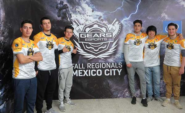 Gears of War 4 Fall Regionals Mexico City tiene nuevo campeón - gears-of-war-4-fall-regionals-mexico-city_3