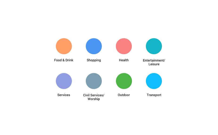 Google Maps recibe un lavado de cara para entender la información de manera más sencilla - gmcolores