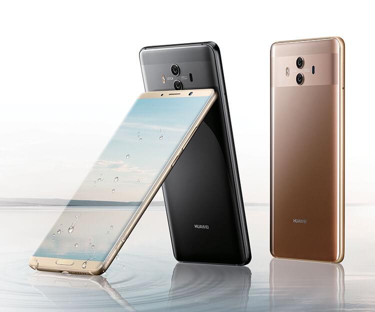 huawei mate 10 Huawei Mate 10 llega a México ¡el primer smartphone con inteligencia artificial!