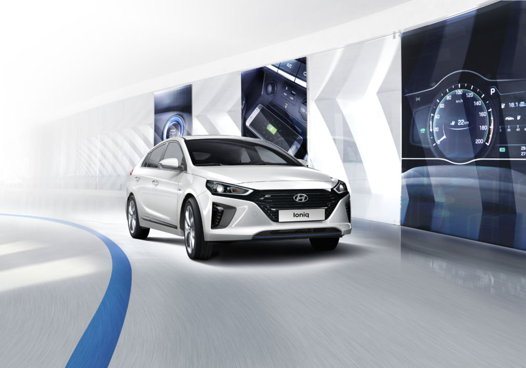 Hyundai Ioniq: el auto híbrido de diseño futurista que ya está disponible en México - hyundai-ionic-hero