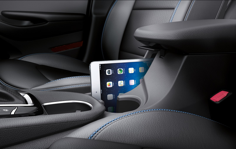 Hyundai Ioniq: el auto híbrido de diseño futurista que ya está disponible en México - hyundai-ioniq-interiores-piel-800x504