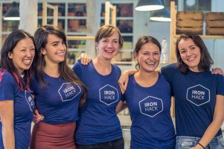 Ironhack, escuela de tecnología que impulsa el talento de las mujeres mexicanas