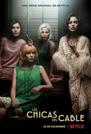 laschicasdelcable vertical netflix 304x450 Netflix anuncia el tráiler y póster de la segunda temporada de Las chicas del cable