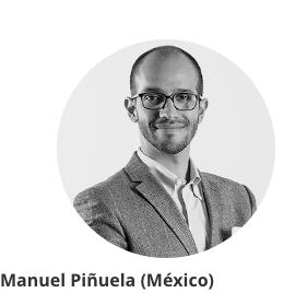 Premian a los cinco Innovadores menores de 35 más influyentes de Latinoamérica - manuel-pinuela-mexico