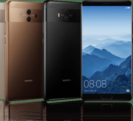 mate 10 huawei 450x408 Huawei Mate 10 llega a México ¡el primer smartphone con inteligencia artificial!