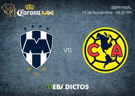 Monterrey vs América, Semifinal Copa MX A2017 | Resultado: 0 (3)-(0) 0