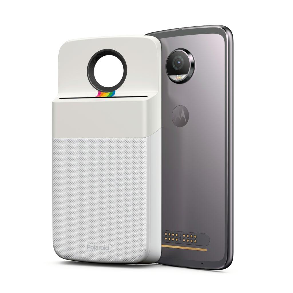 Nuevo Moto Mod Polaroid Insta-Share Printer - motomods_polaroid-motorola