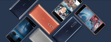 El Nokia 8 ¡Ya disponible en México!