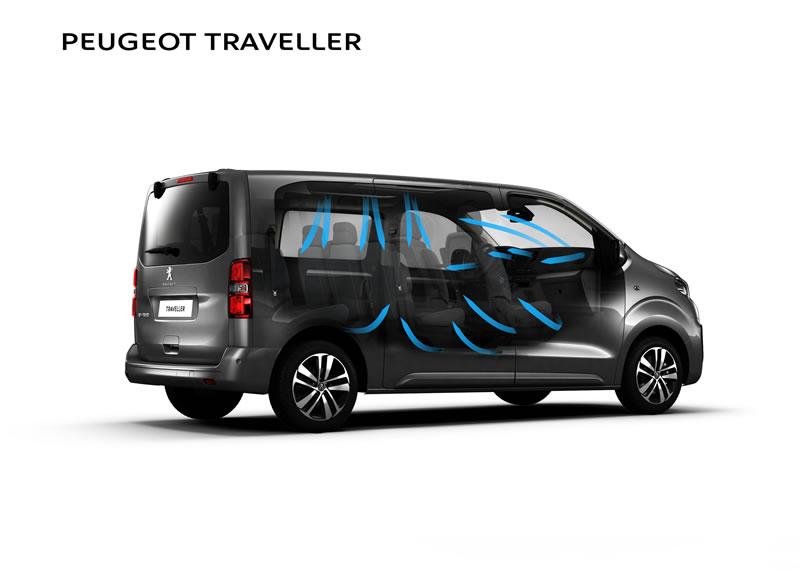 nueva peugeot traveller 5 800x571 Nueva Peugeot Traveller llega a México