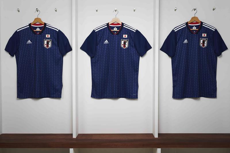 playeras rusia 2018 adidas 4x3 japan shirt 1 800x534 adidas Football revela los uniformes de las selecciones para Rusia 2018