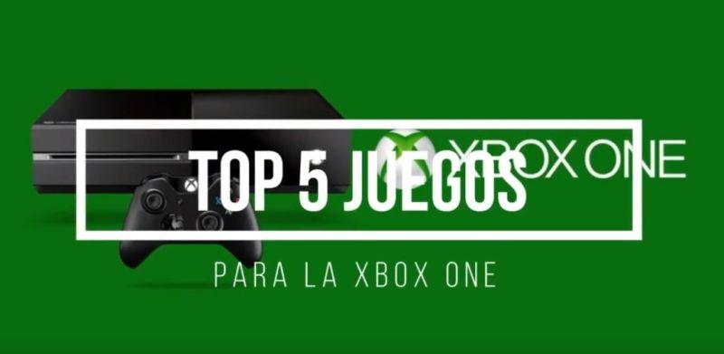 ¿Vas a Comprar un Xbox One este Buen Fin o en Navidad? Estos son los 5 Juegos que debes de Tener - xboxonetop5-800x391