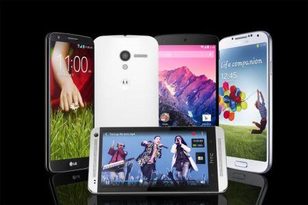Samsung, LG, Motorola y HTC afirman no reducir la potencia de teléfonos con baterías viejas