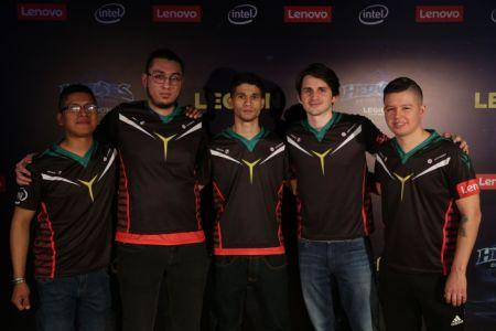 México campeón del Heroes of the Storm Legion Championship - authority-esports-2do-lugar