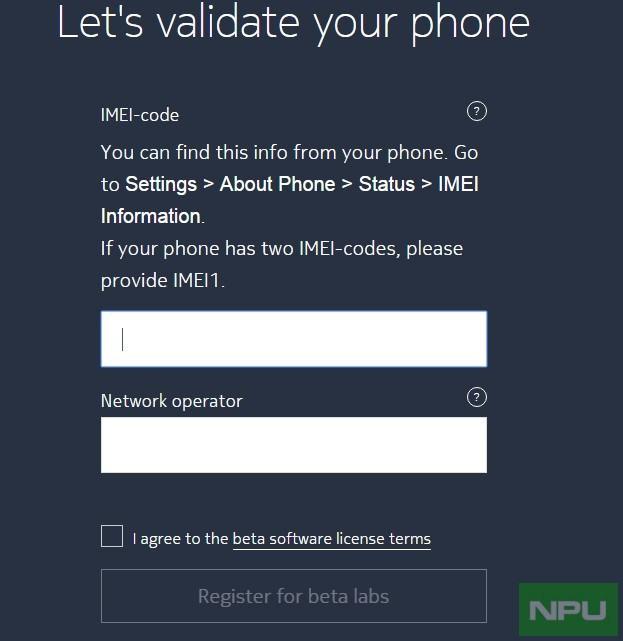 Si tienes un Nokia 5 ya puedes instalar la beta de Android Oreo 8.0 - beta-labs-register
