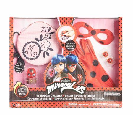 """""""El juguete más deseado"""" para la temporada navideña y de reyes - conviertete-en-ladybug_marinette__ladybug"""