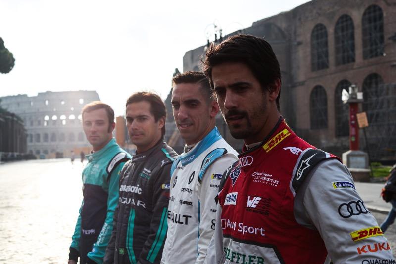 formula e 2 E Prix de Hong Kong, da inicio la cuarta temporada de la Formula E
